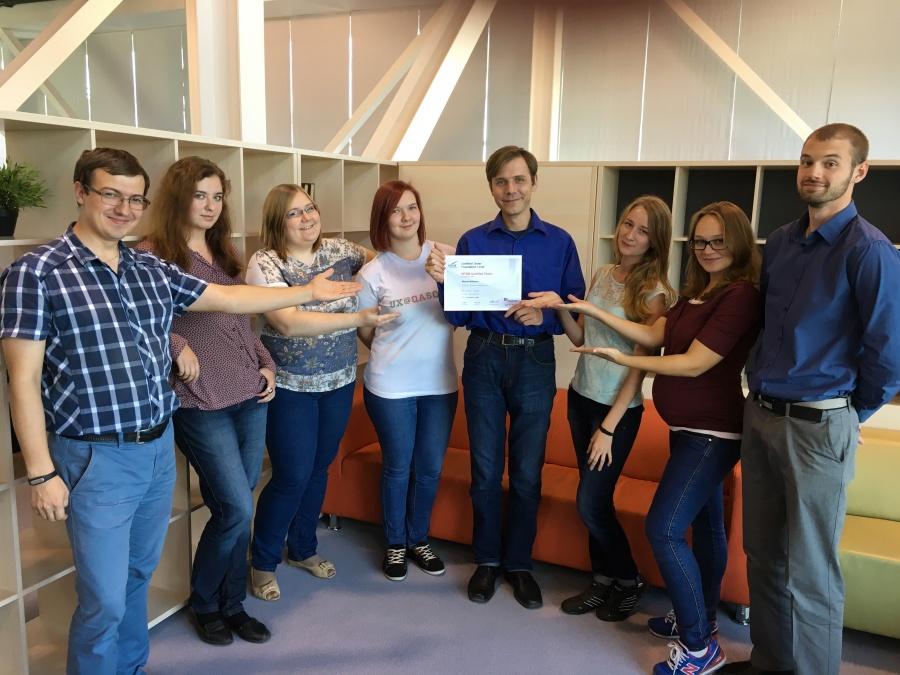 Сотрудник QASQUAD - один из 20 обладателей сертификата ISTQB в Новосибирске