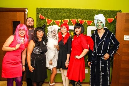 Самый страшный день в году, или как мы провели этот Хэллоуин