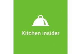 Мобильное приложение для Kitchen Insider