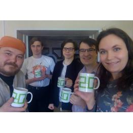 Новосибирский офис навестили гости из Иркутска