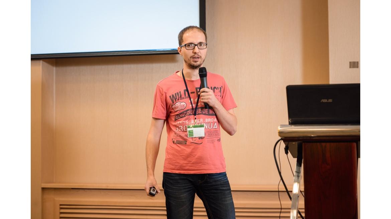 Поддержали Drupal-сообщество в Санкт-Петербруге